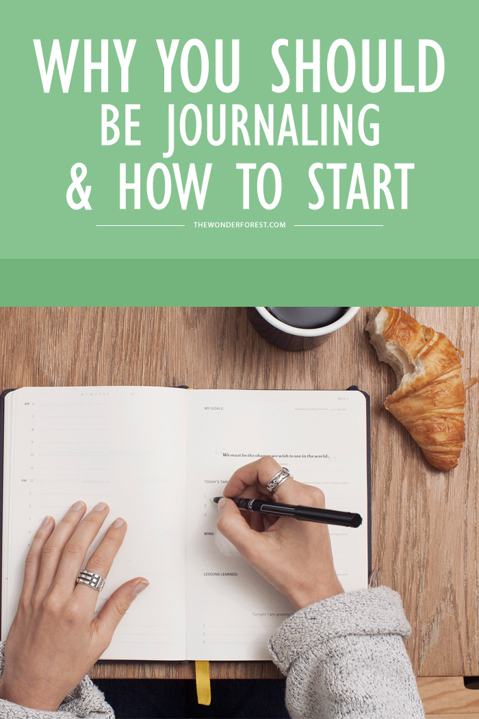 Why You Should Start Journaling and How to Start