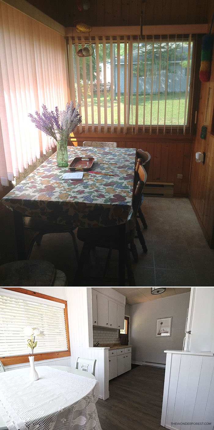 My Before And After Home Makeover Journey Wonder Forest