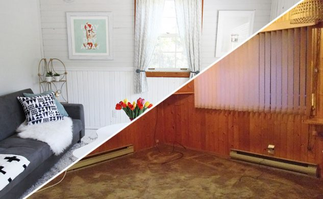 My Before and After Home Makeover Journey