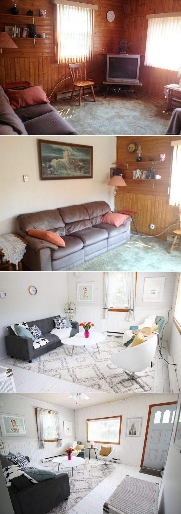 My Before and After Home Makeover Journey - Wonder Forest