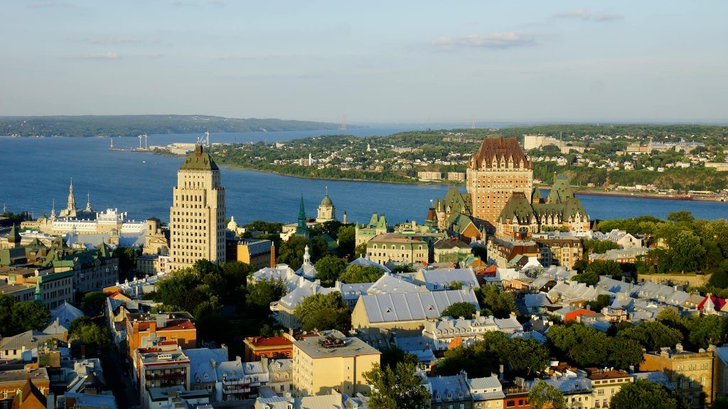5 Places in Canada to Visit in the Next Year: Quebec City, Quebec