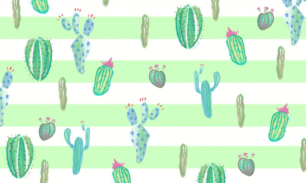 Tech Tuesday Cacti Party Wallpapers Wonder Forest