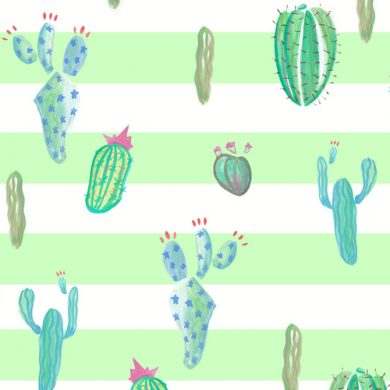 Tech Tuesday: Cacti Party Wallpapers
