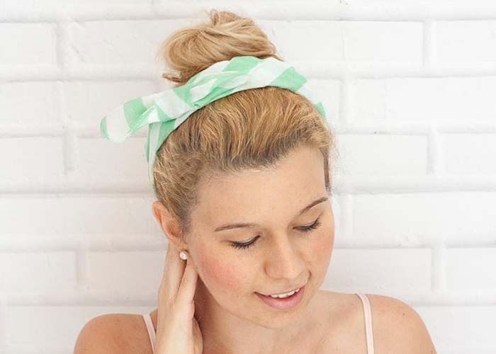 DIY: Make Your Own Wire Headband
