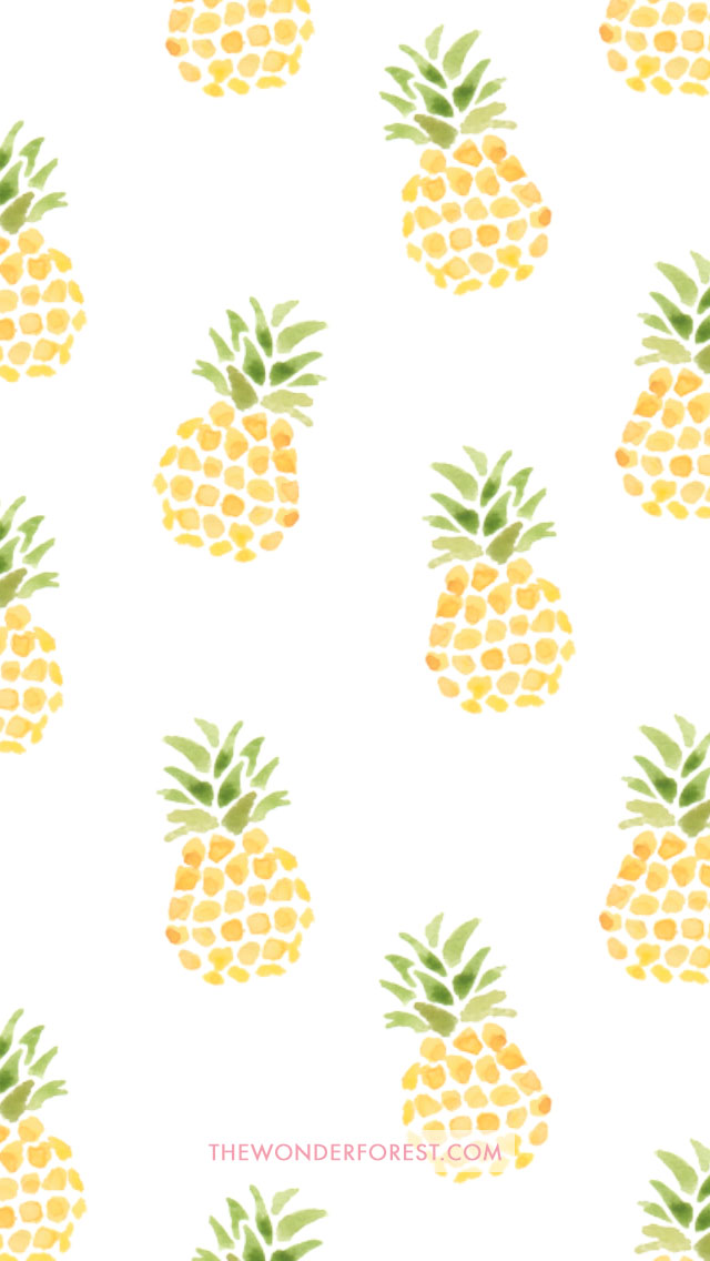 pineapples iphone5s