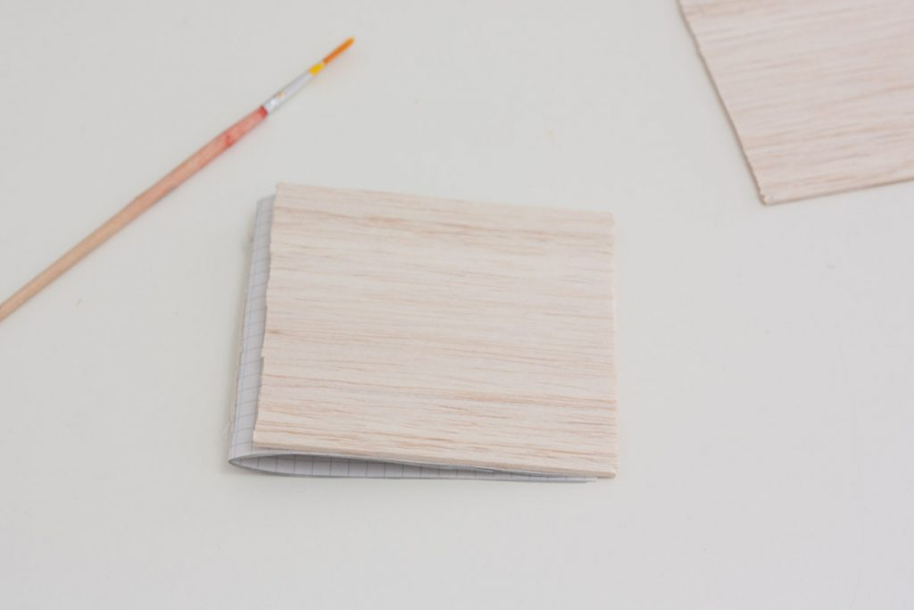 DIY: Make Your Own Wood Notebook