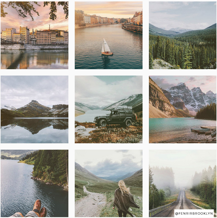 Create a themed Instagram
