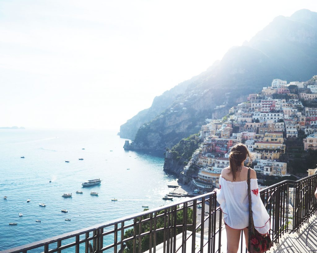 How to Savour 2 Weeks in Italy: Positano