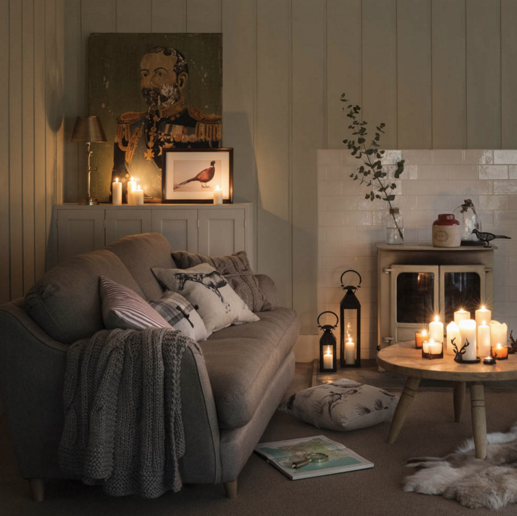 5 ways to cozy up your living room for autumn wonder forest for 7 cosy living room looks for autumn