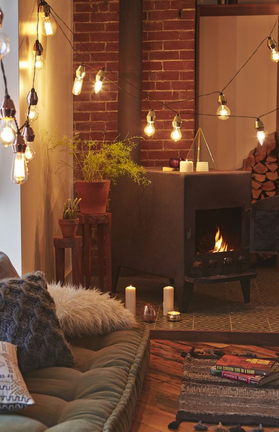 Autumn Living Room Decorating: 5 Ways To Cozy Up Your Living Room For Autumn