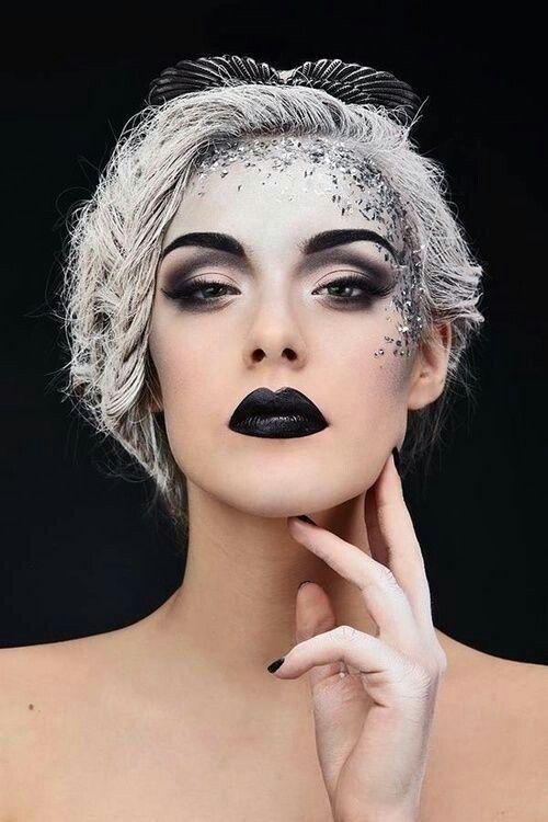 Avant Garde Makeup Idea