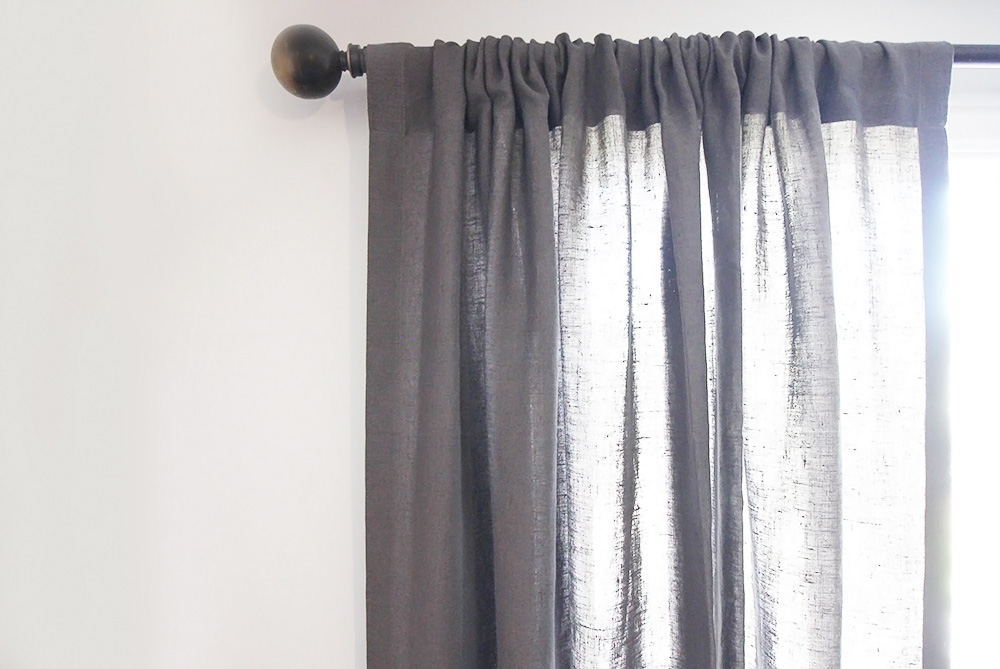 Barn & Willow Linen Curtains
