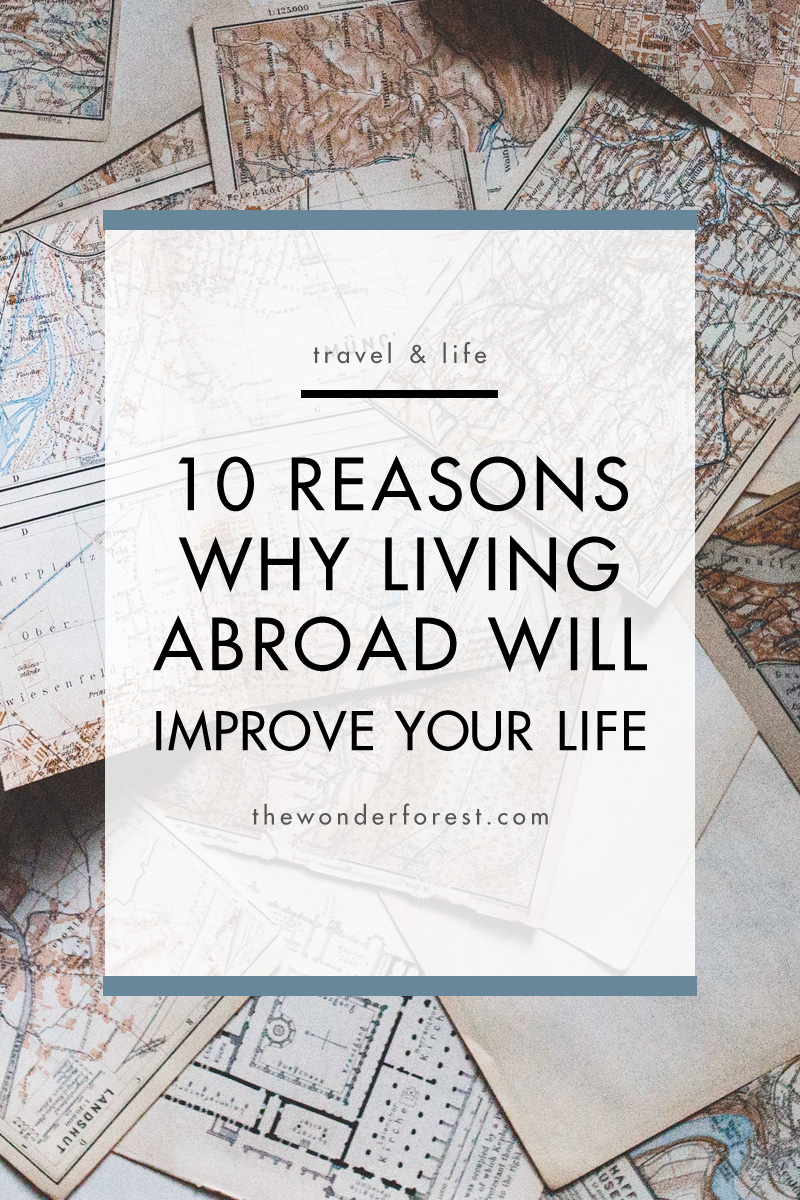 essay on living abroad Living abroad essay - instead of spending time in inefficient attempts, get professional help here learn everything you have always wanted to know about custom.