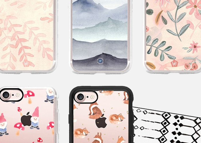New Wonder Forest iPhone Cases & Macbook Cases