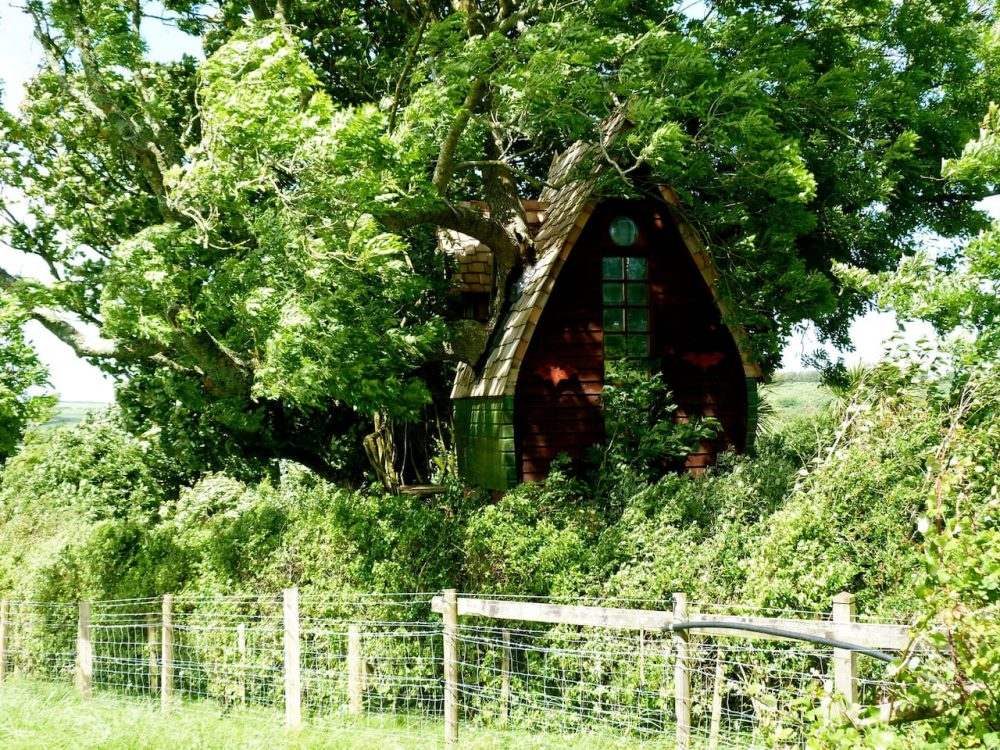 7 Tree Houses We Would Rather Be In Right Now