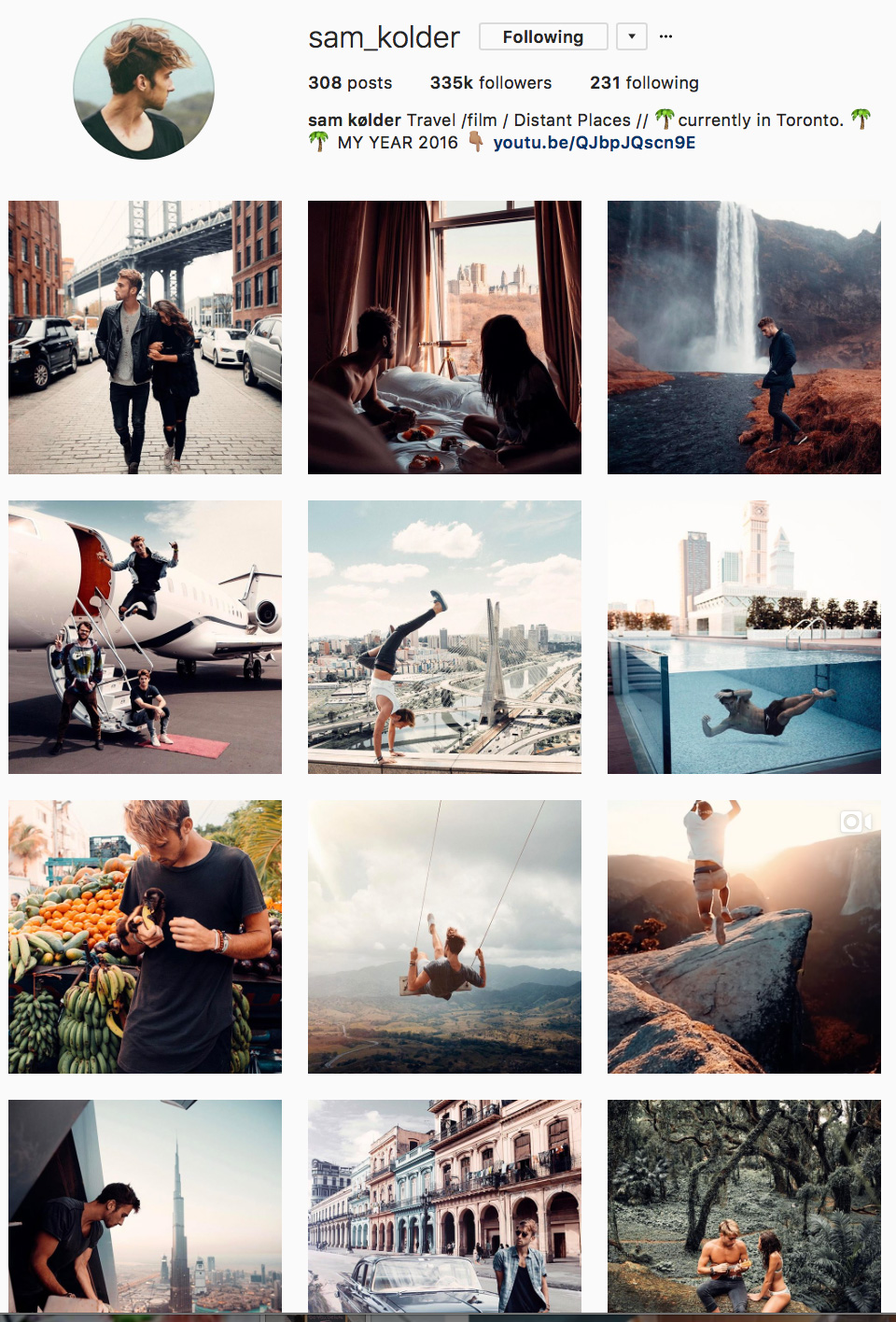 11 Instagram Accounts to Follow If You Have Major Wanderlust