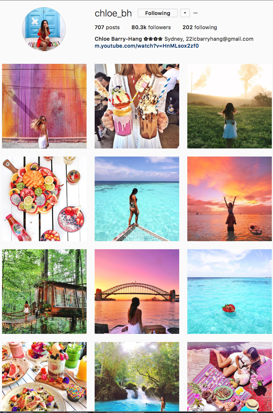 10 Instagram Accounts to Follow If You Have Major Wanderlust