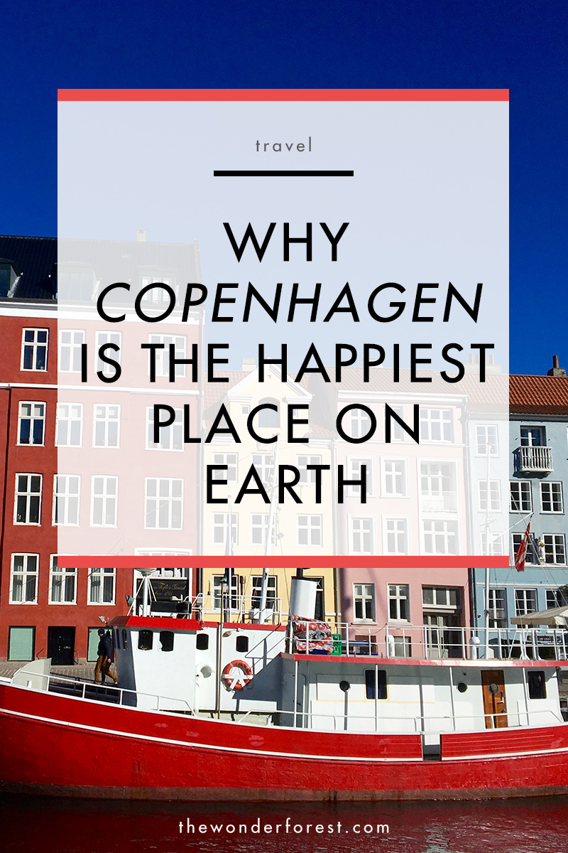 Why Copenhagen is the Happiest Place on Earth