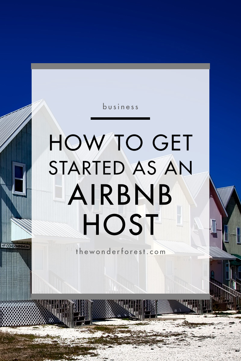 What you need to know about becoming an Airbnb host