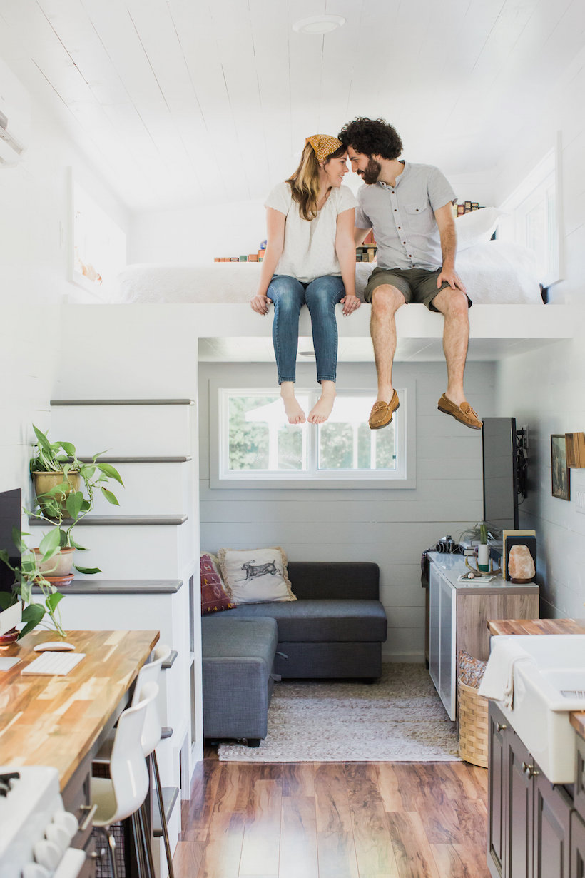 Is tiny home living right for you??
