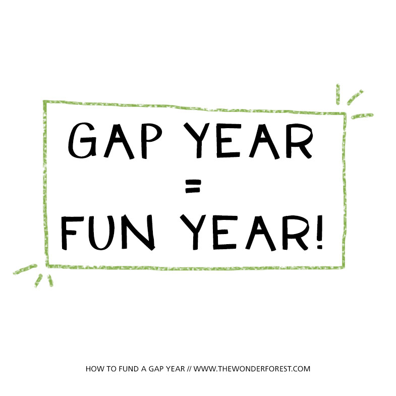 5 Tips for Funding a Gap Year
