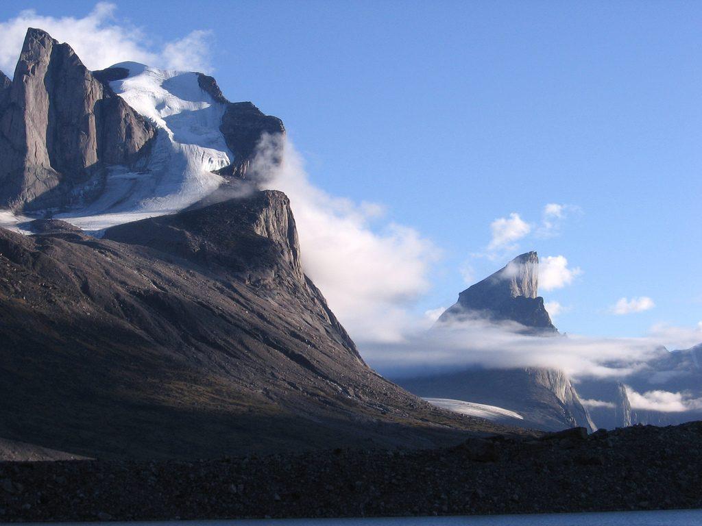 Mt. Thor, Baffin Island, Canada