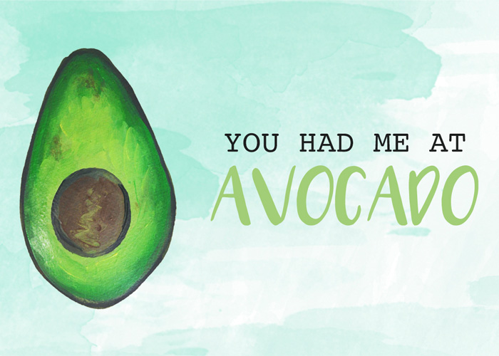 TECH TUESDAY: Avocado Love Wallpaper Downloads