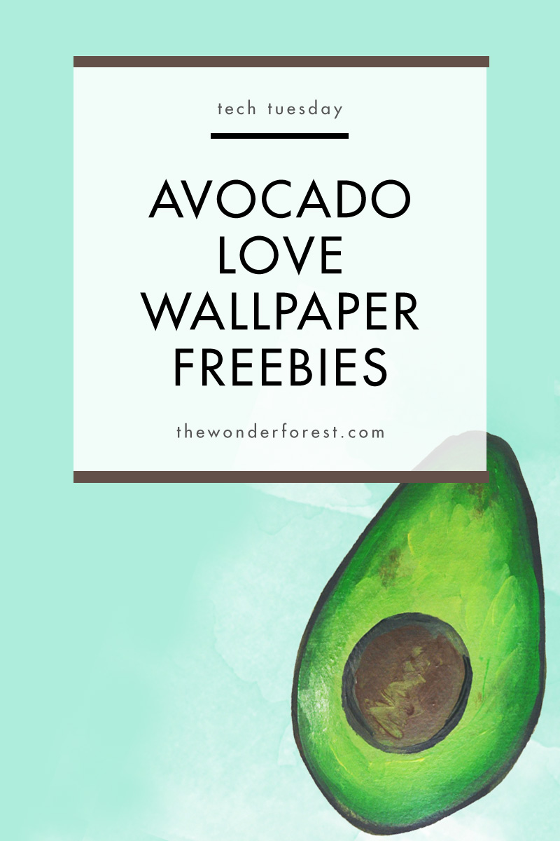 TECH TUESDAY: Avocado Love