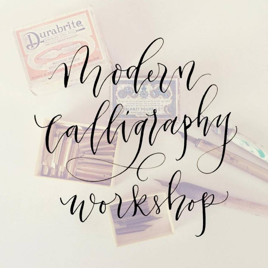 6 Must-Have Books for Learning Hand Lettering