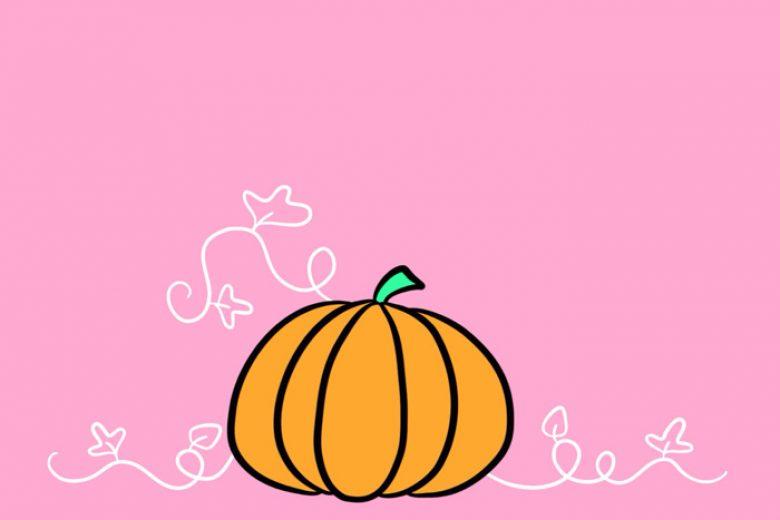 TECH TUESDAY: Pumpkin Patch Desktop Wallpaper