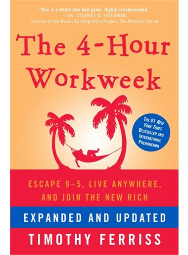 The 4-Hour Workweek – Tim Ferriss