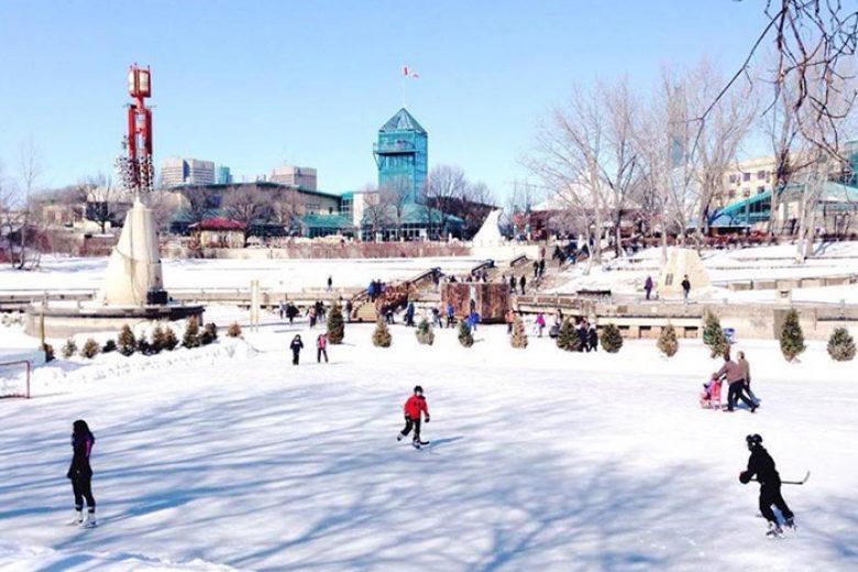 Winter Weekend in Winnipeg