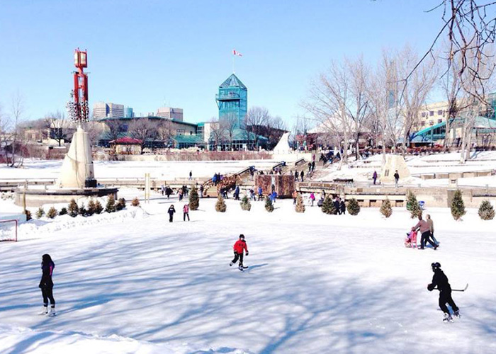 A Winter Weekend Guide to Winnipeg