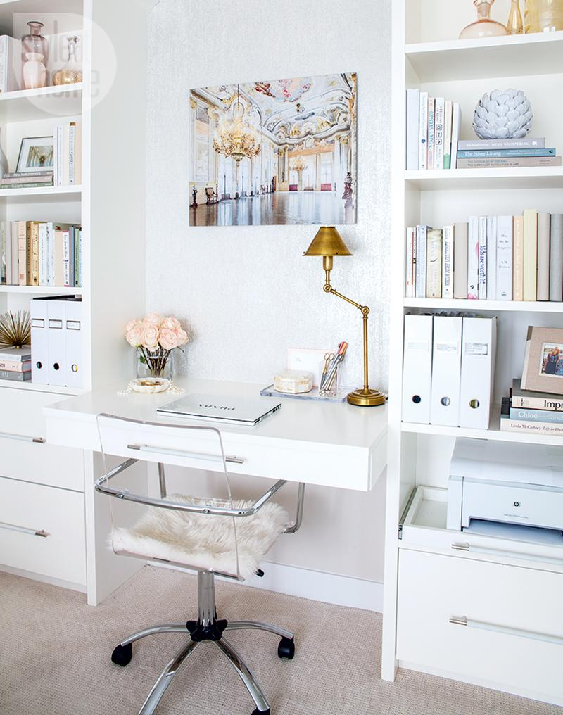 Home Design Ideas Small Spaces: 10 Inspiring Small Home Work Spaces