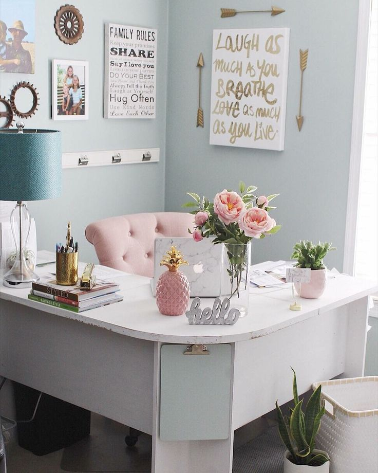 Apartment Decorating Ideas No Matter What Kind Of: 10 Inspiring Small Home Work Spaces