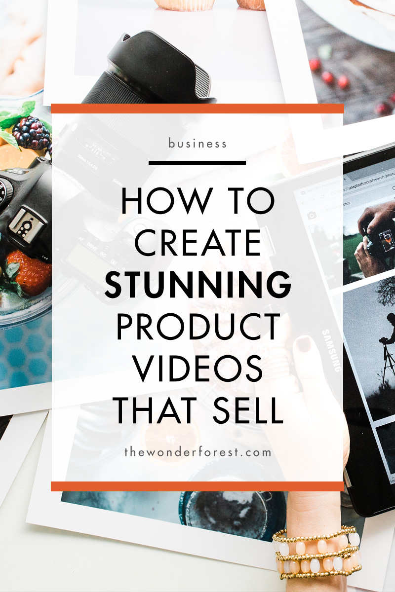 How to Create Beautiful Product Videos That Sell