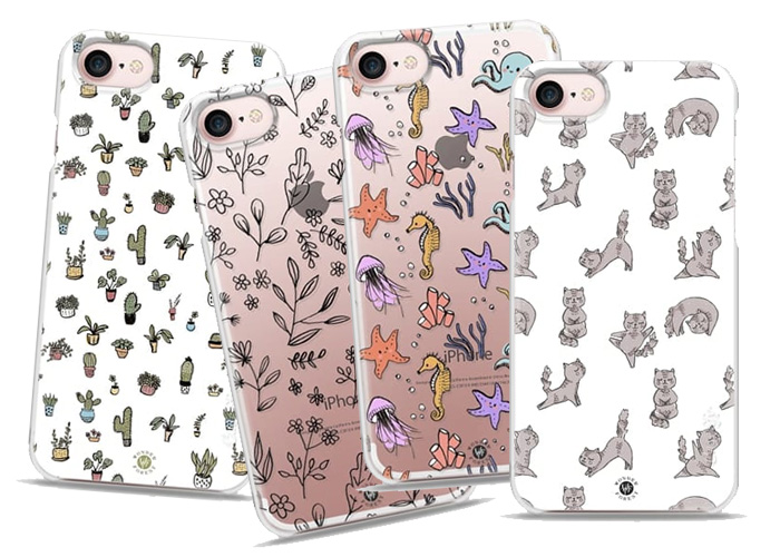 The Newest Wonder Forest Phone Cases!