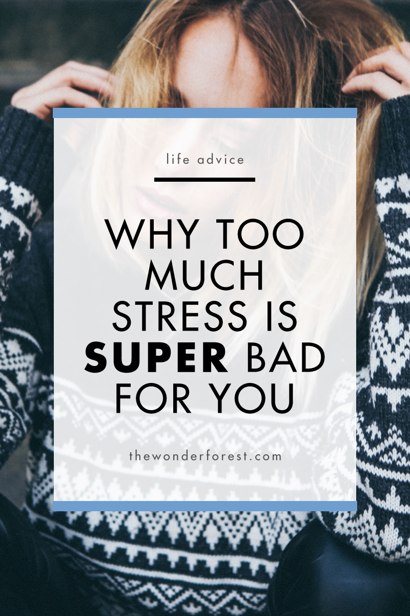Learning to Relax: Why Too Much Stress is SUPER Bad For You