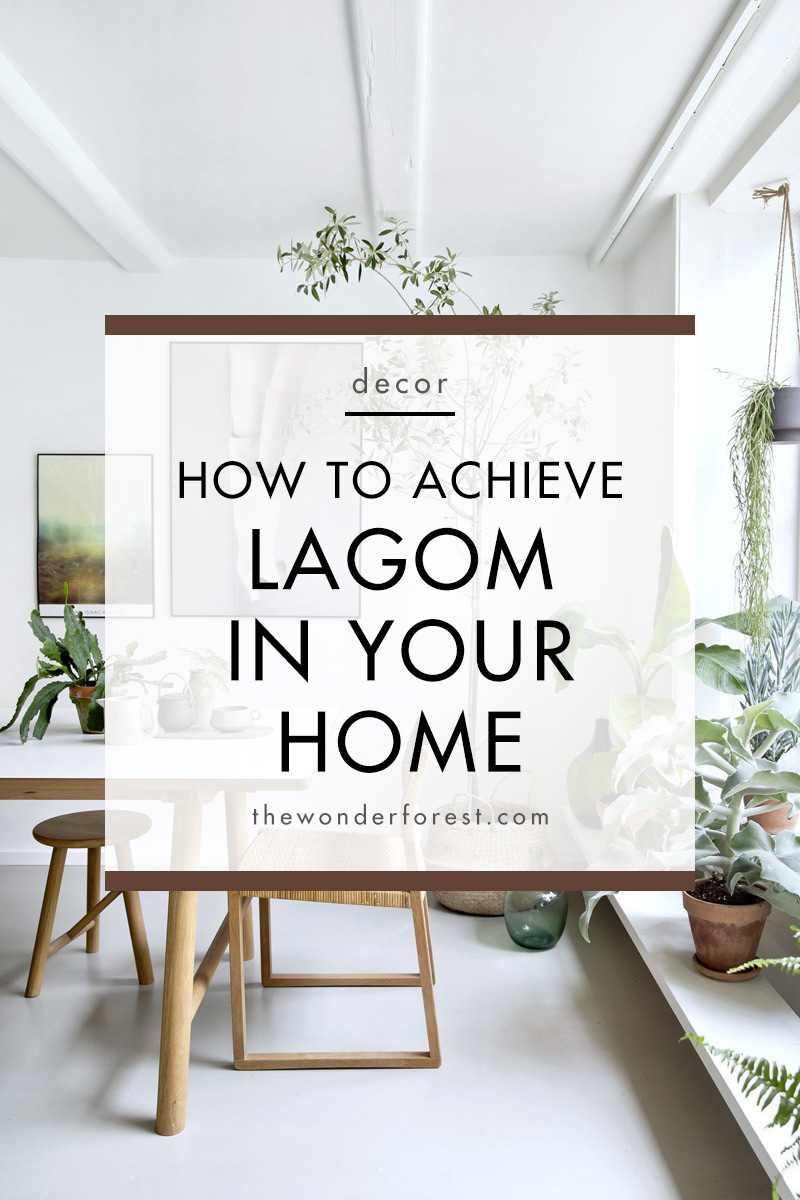 Is Lagom The Next Hygge?