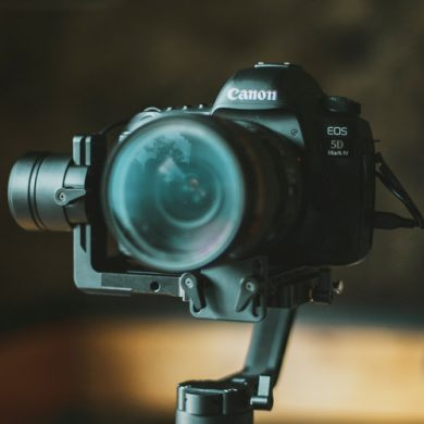 4 Ways to Get More Comfortable In Front of the Camera