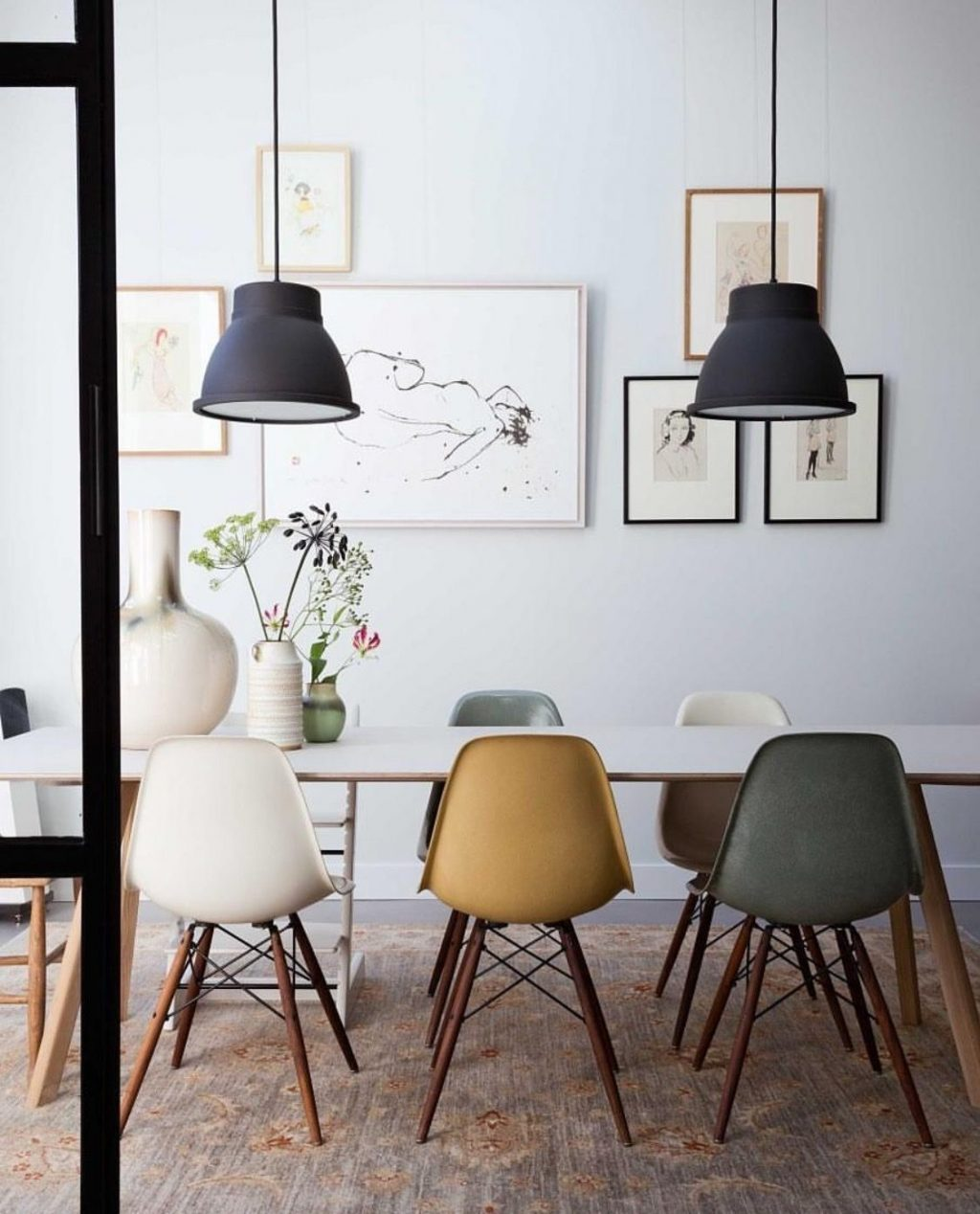 Lagom Dining Room Decor