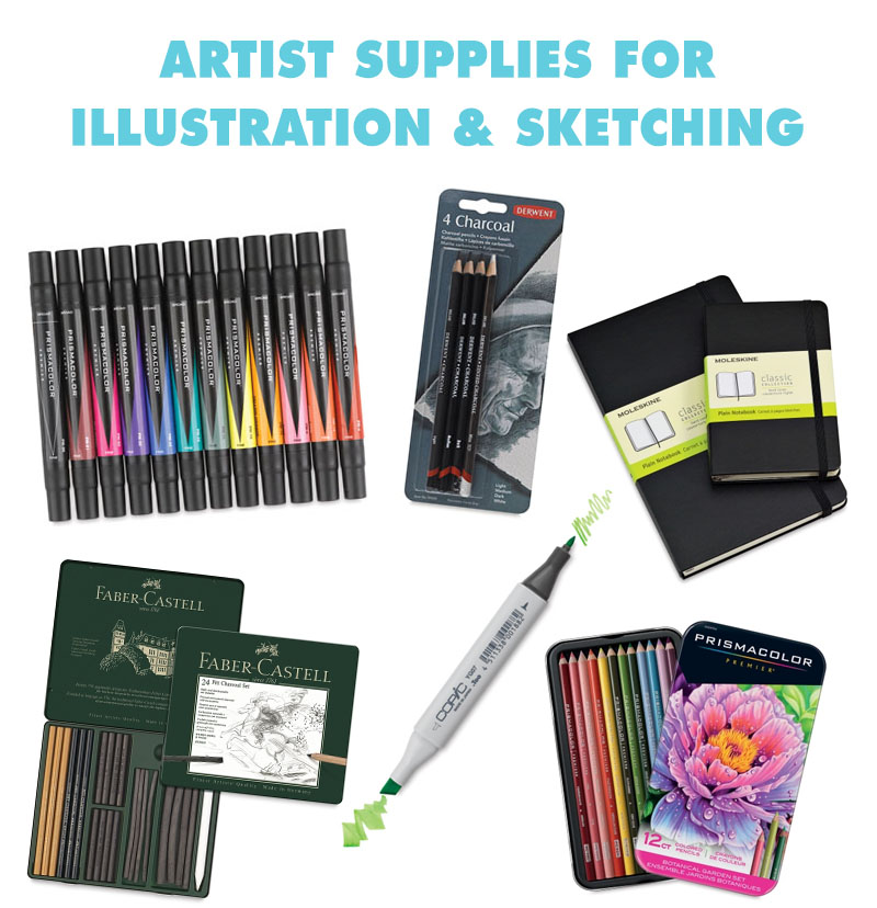 Gift Guide For Artists