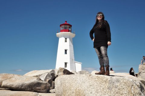 How To Spend An Afternoon Exploring Peggy's Cove, Nova Scotia