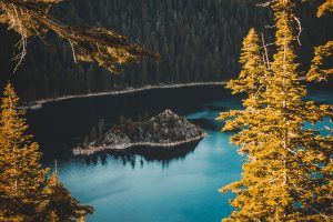 Best Place to Visit in September: Lake Tahoe