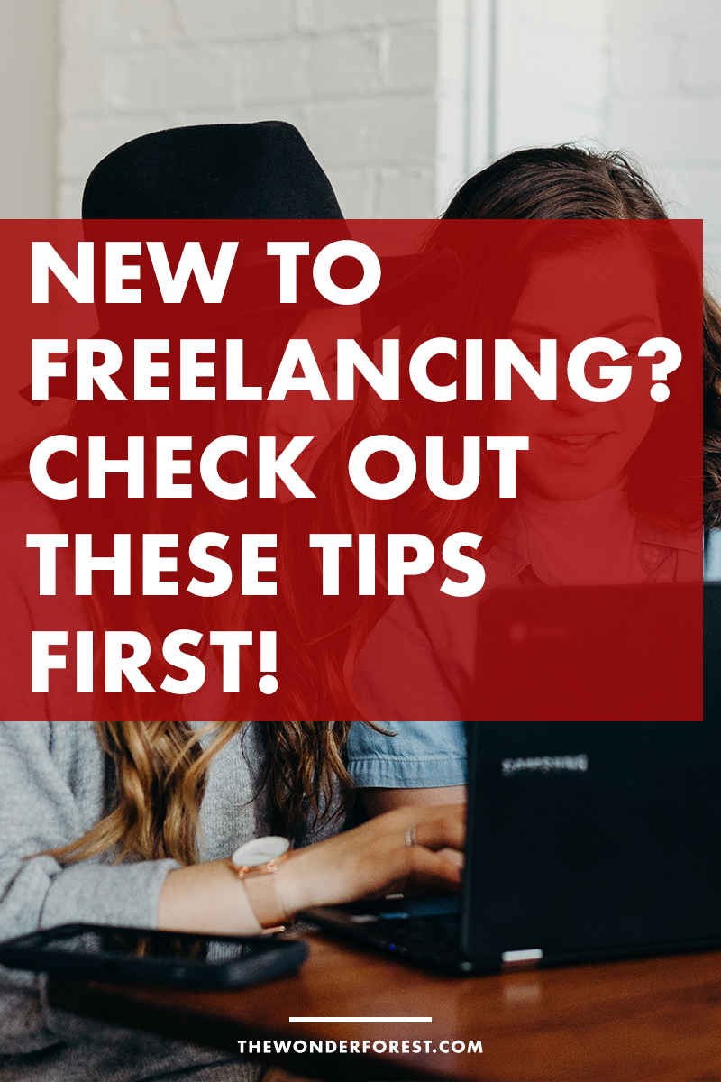 New To Freelancing? Check Out These Tips First