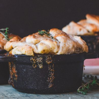 5 Comfort Vegetarian Recipes To Taste This Fall