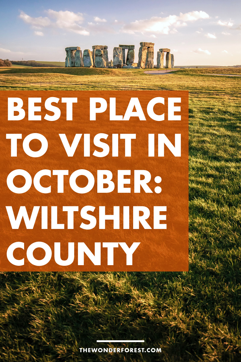 Best Place to Visit in October: Wiltshire County