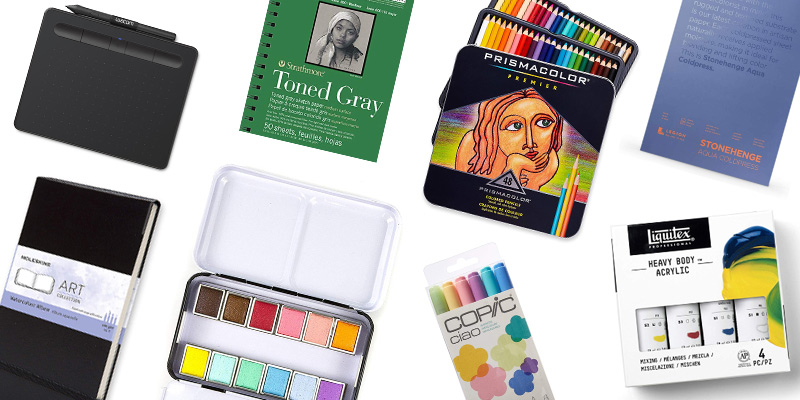 Amazon Gifts for Artists