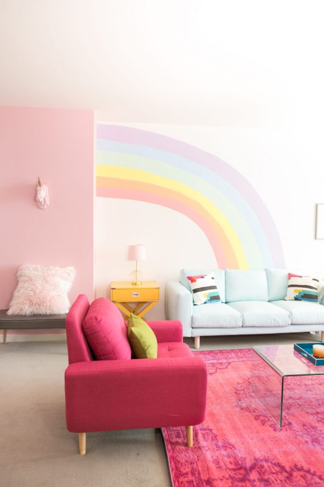 10 Painted Walls That Will Inspire Your Next Room Makeover