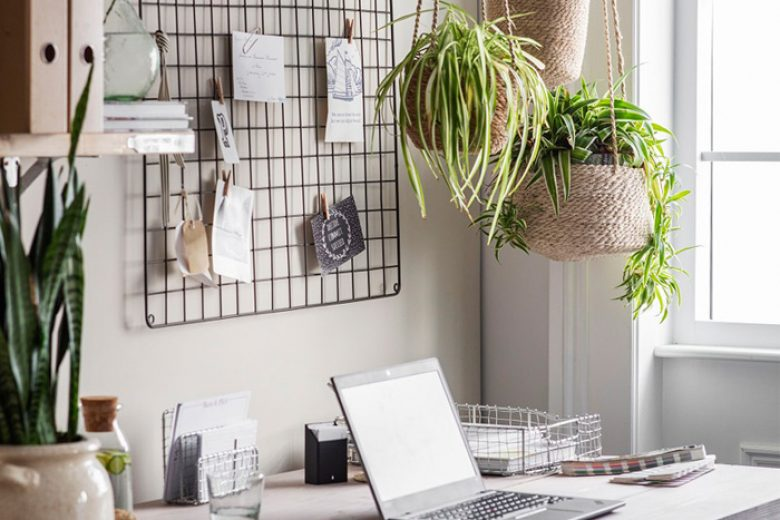 10 Creative and Cute Home Office Ideas